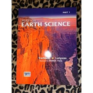 Earth & Science Part 1 Textbook